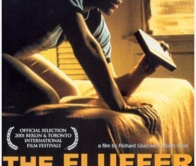 Gay Comedic Drama Movie The Fluffer 2001